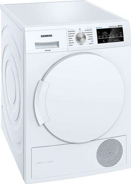 Siemens, WT43W3G1, Wärmepumpentrockner A++, 8kg, Wäschetrockner, Kondensation, Erkelenz
